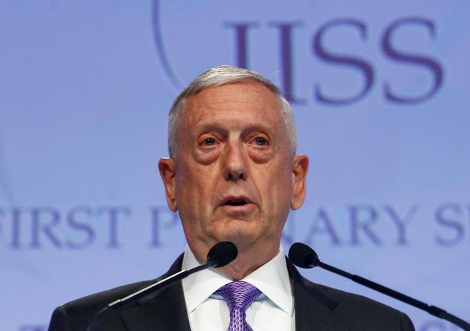 Trung Quốc nổi giận trước chỉ trích của Bộ trưởng Quốc phòng Mỹ - Ảnh 1.