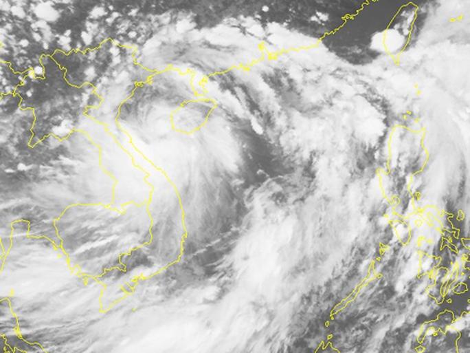 Sắp đổ bộ, bão số 2 mạnh lên giật cấp 12, gây mưa rất to - Ảnh 2.