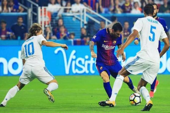Thắng siêu kinh điển, Barcelona vô địch trên đất Mỹ - Ảnh 2.