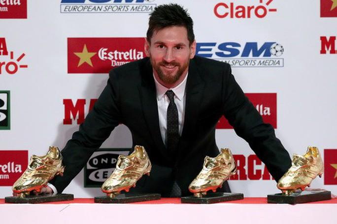 Sốc với hợp đồng 626 triệu bảng Messi tái ký cùng Barcelona - Ảnh 2.