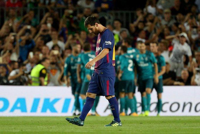 Barcelona nhạt nhòa - Ảnh 1.