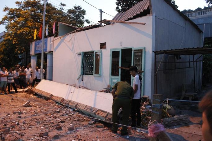 Đứa trẻ 3 tuổi trong vụ sập nhà tại Vũng Tàu đã tử vong - Ảnh 1.