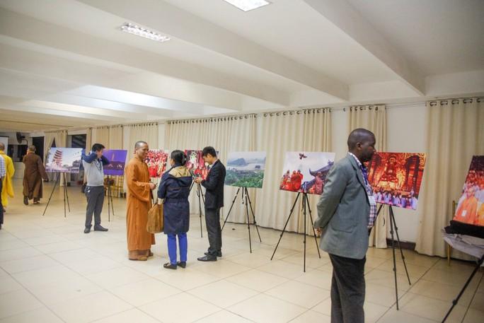 Lập Trung tâm đầu tiên của Phật giáo Việt Nam tại châu Phi - Ảnh 13.