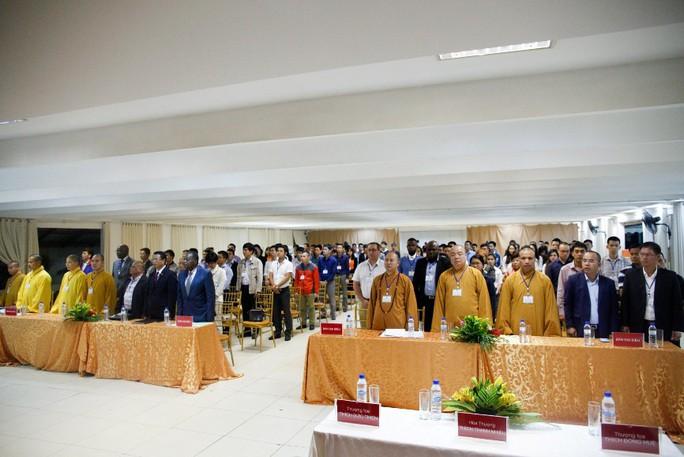 Lập Trung tâm đầu tiên của Phật giáo Việt Nam tại châu Phi - Ảnh 1.