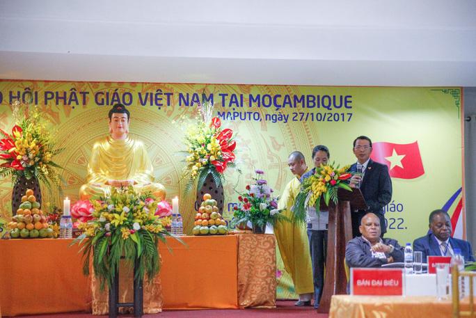 Lập Trung tâm đầu tiên của Phật giáo Việt Nam tại châu Phi - Ảnh 2.