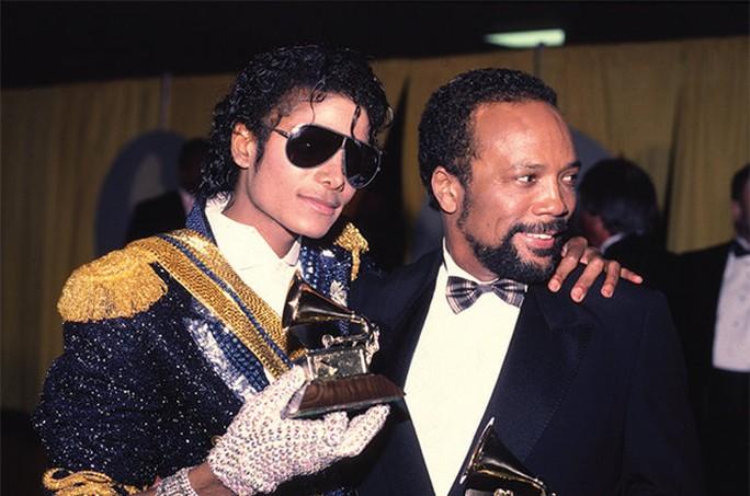 Quincy Jones thắng kiện Michael Jackson - Ảnh 1.