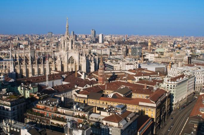 TP HCM được ghép cặp với Milan trong dự án TP thông minh - Ảnh 1.