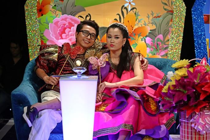 Gia Bảo, Thanh Hiền đem con gái chiêu mộ thí sinh nhí - Ảnh 2.