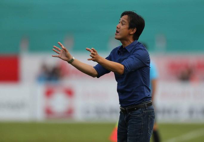 Minh Phương thay Huỳnh Đức dẫn dắt SHB Đà Nẵng - Ảnh 1.