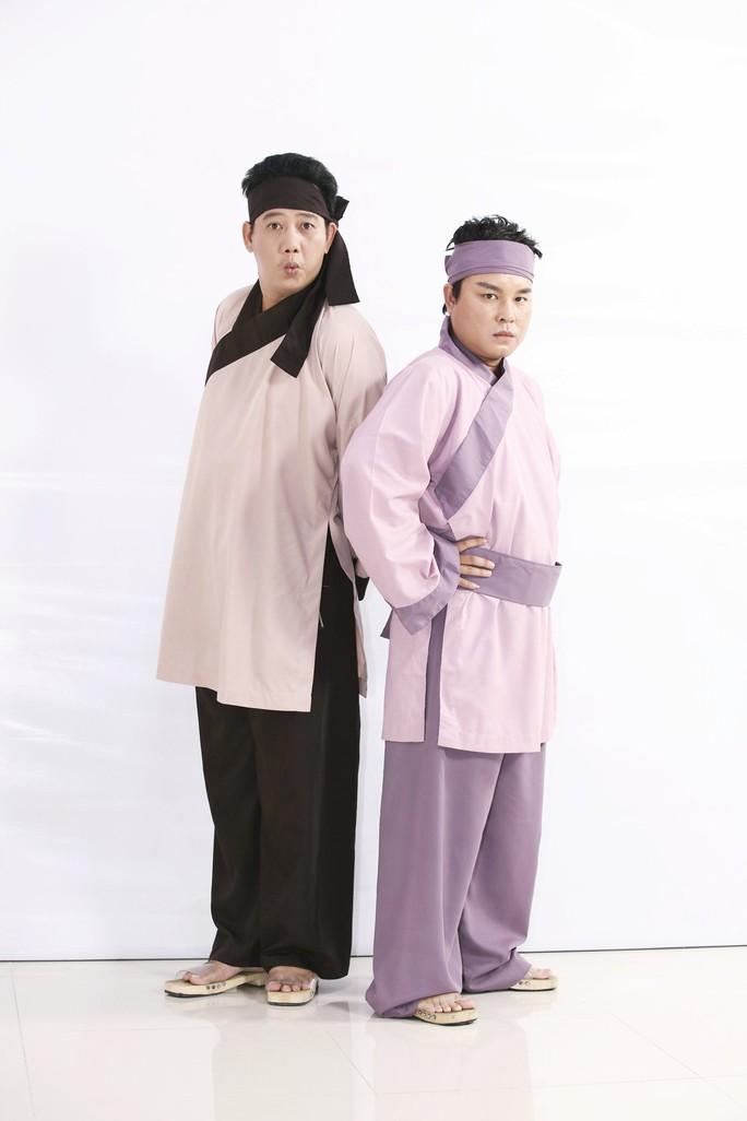 Tình bạn 20 năm của đôi diễn viên hài trong showbiz Việt - Ảnh 1.