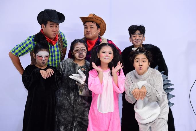 Tình bạn 20 năm của đôi diễn viên hài trong showbiz Việt - Ảnh 4.