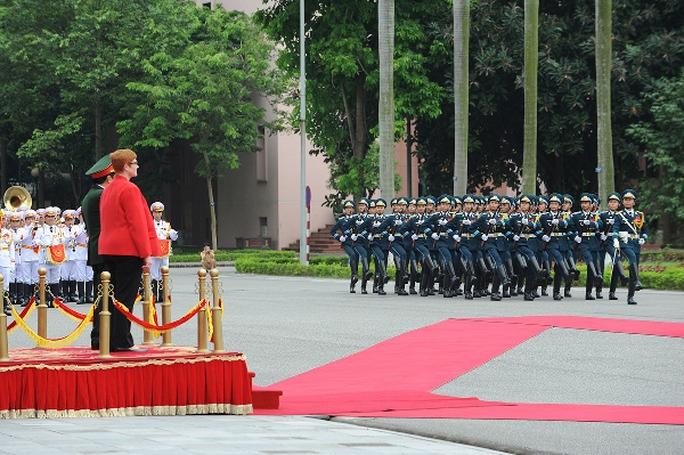 Úc tái khẳng định quan hệ hợp tác quốc phòng với Việt Nam - Ảnh 3.