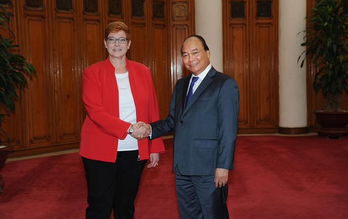 Úc tái khẳng định quan hệ hợp tác quốc phòng với Việt Nam - Ảnh 4.