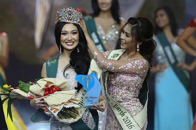 Người đẹp Philippines đăng quang Hoa hậu Trái đất 2017 - Ảnh 3.
