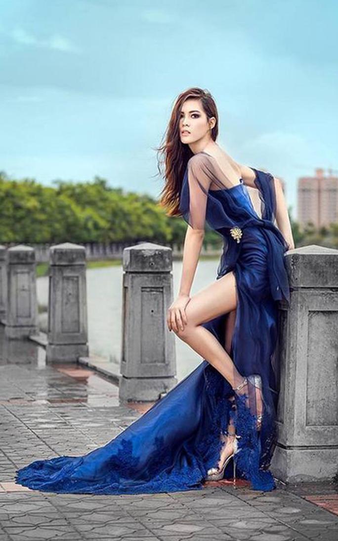 Cận cảnh nhan sắc Hoa hậu Hoàn vũ đầu tiên của Lào - Ảnh 9.