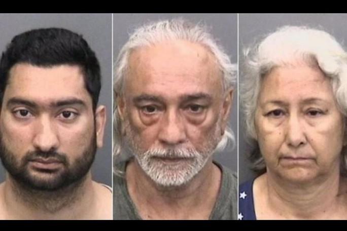 Bố mẹ chồng bay từ Ấn Độ sang Mỹ trị con dâu - Ảnh 1.