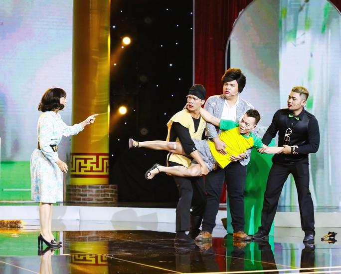 Xuống âm phủ xổ lô tô, Ngẫu Nhiên xuất sắc giành giải nhất tuần - Ảnh 8.
