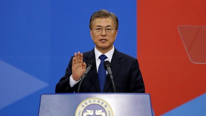 Vì Triều Tiên, tân tổng thống Hàn Quốc đụng ông Trump? - Ảnh 2.
