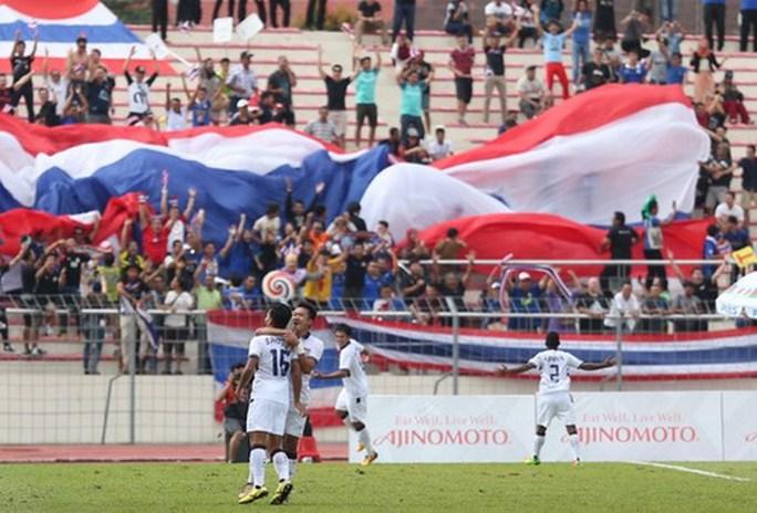 U22 Việt Nam - Thái Lan 0-3: Dừng chân SEA Games, HLV Hữu Thắng từ chức - Ảnh 4.