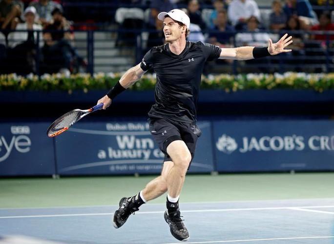 Sự trở lại của Andy Murray có nguy cơ trì hoãn - Ảnh 1.