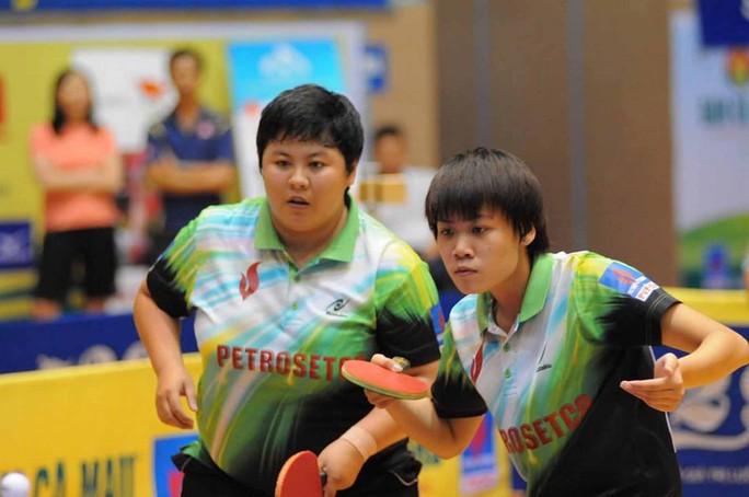 Nâng tầm Giải Bóng bàn quốc tế Cây vợt vàng - Ảnh 1.