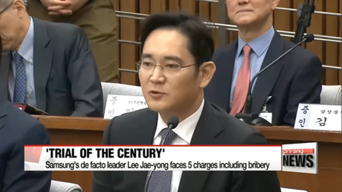 Thái tử Samsung lãnh 5 năm tù giam - Ảnh 2.