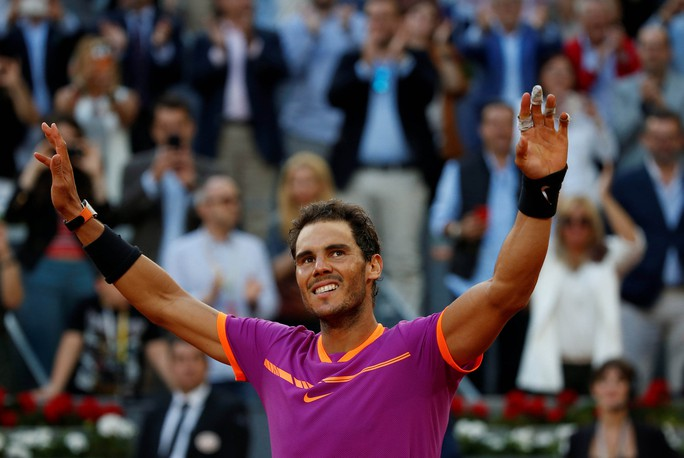 Nadal thâu tóm hết giải đất nện? - Ảnh 1.