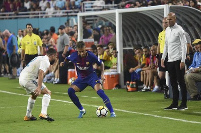 Thắng siêu kinh điển, Barcelona vô địch trên đất Mỹ - Ảnh 3.