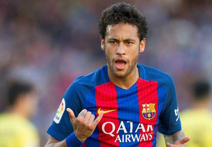 Neymar dẫn đầu danh sách Cầu thủ giá trị nhất thế giới - Ảnh 1.