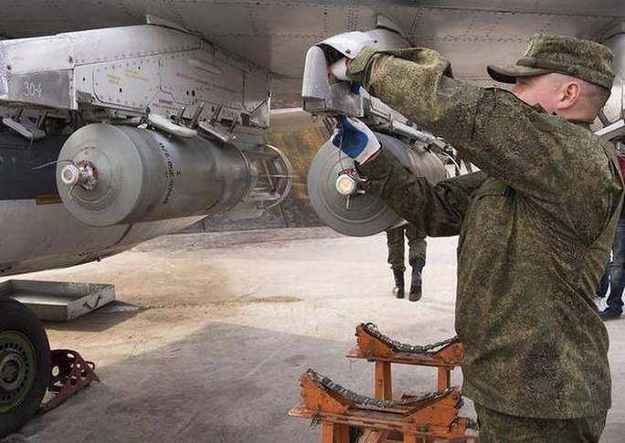 Syria: Nỗi lo không chiến Nga - Mỹ - Ảnh 1.