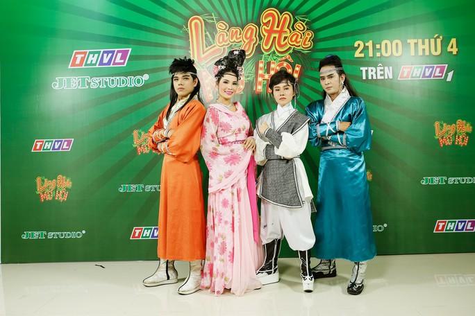 Trà Ngọc tổ chức thi Next Top Model phiên bản Làng Hài Mở Hội - Ảnh 2.