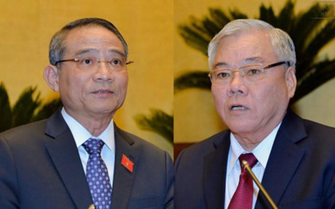 Chủ tịch nước Trần Đại Quang bổ nhiệm nhân sự Chính phủ - Ảnh 1.