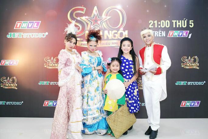 Cô Cám Bào Ngư tái hiện Bống bống bang bang phiên bản nhí siêu đáng yêu - Ảnh 2.