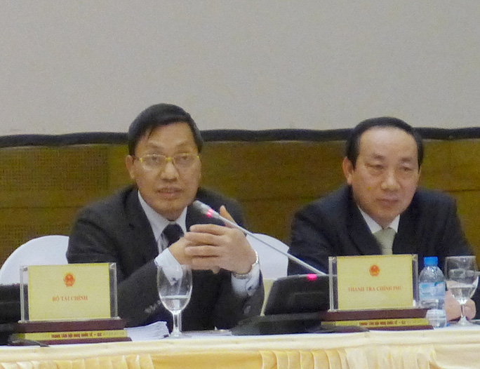 Phó Tổng Thanh tra Chính phủ Ngô Văn Khánh