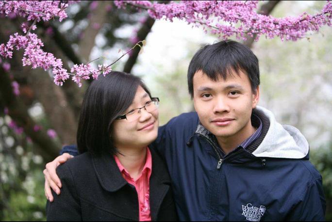 Nguyễn Hiếu cùng chồng đã 7 năm đón tết xã nhà