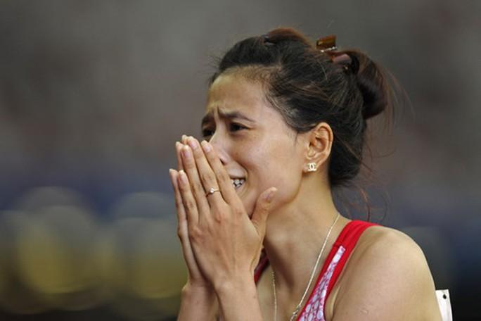 Nguyễn Thị Huyền vô địch 400 m rào châu Á, phá kỷ lục SEA Games - Ảnh 1.