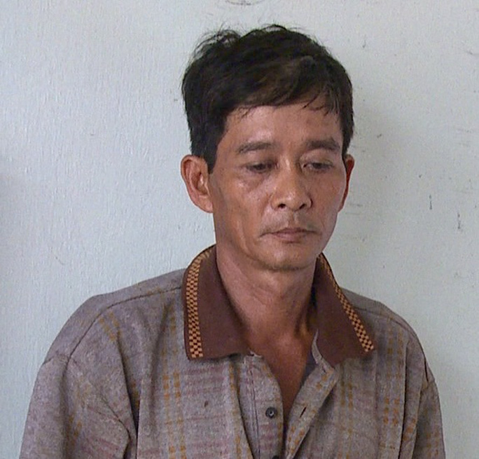 Bị cáo Nguyễn Văn Hải tại tòa. Ảnh: T.V.