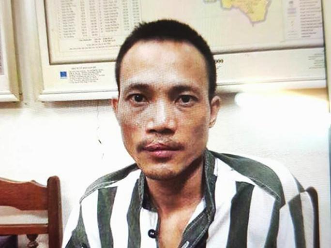 Đã bắt được tử tù Lê  Văn Thọ - Ảnh 1.