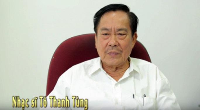 Nhạc sĩ Tô Thanh Tùng qua đời - Ảnh 2.