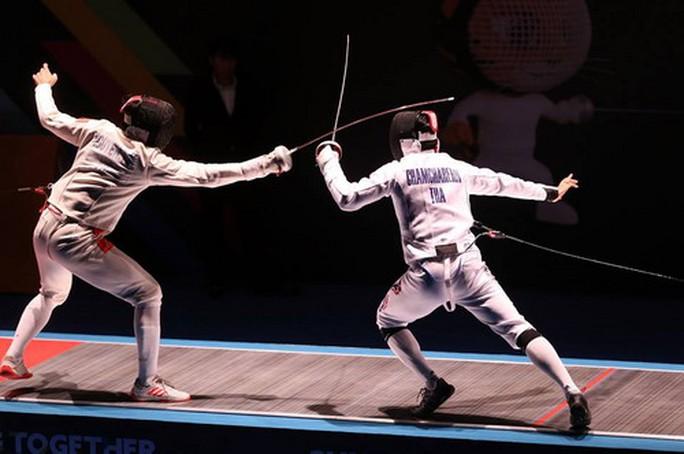 SEA Games ngày 23-8: Cú đúp vàng của Lê Tú Chinh - Ảnh 15.