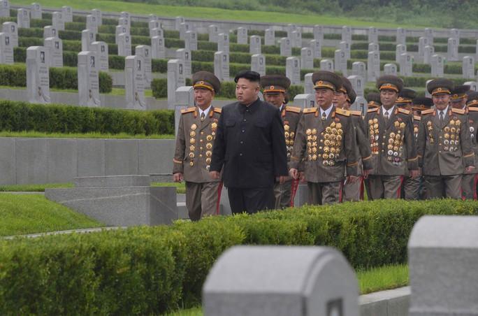 Toàn bộ nước Mỹ vào tầm bắn tên lửa Triều Tiên? - Ảnh 2.