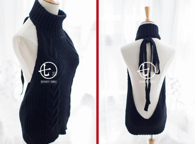 """Nhật Bản phát cuồng vì áo len """"khiêu khích"""""""