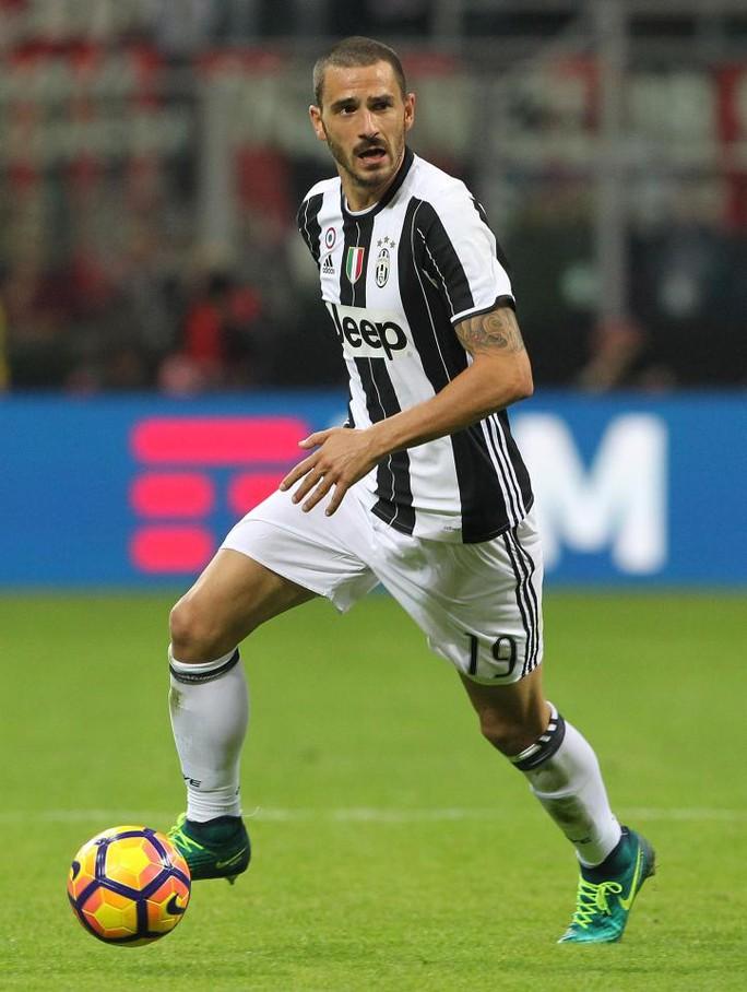 Chelsea sẵn sàng chi 100 triệu bảng mua 2 hậu vệ Juventus - Ảnh 1.