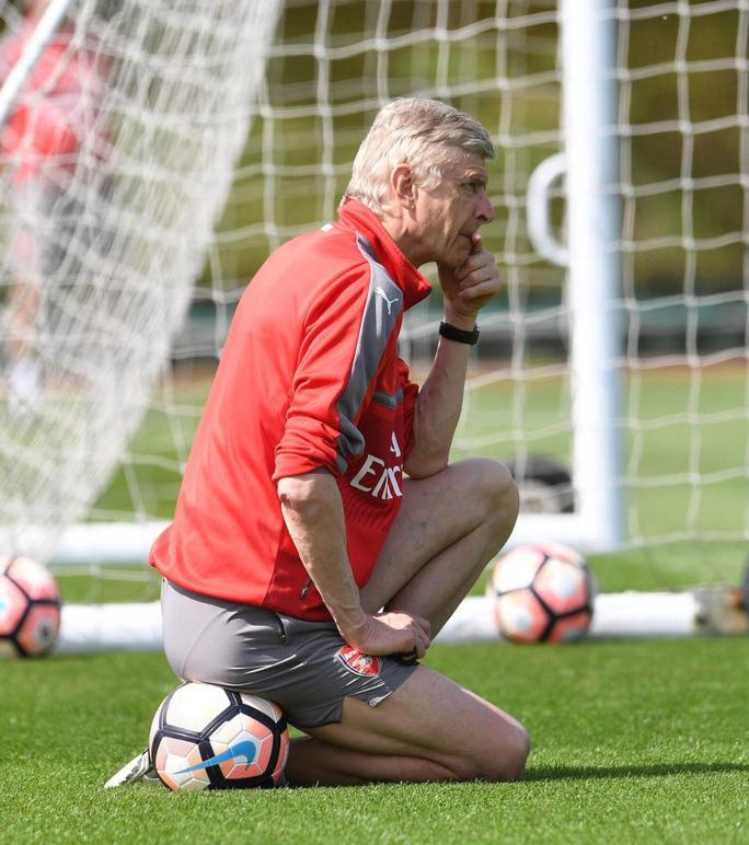 Arsenal, Chelsea sẵn sàng cho trận đánh cuối cùng - Ảnh 12.