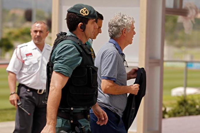 Chủ tịch LĐBĐ Tây Ban Nha bị bắt vì tham nhũng - Ảnh 1.