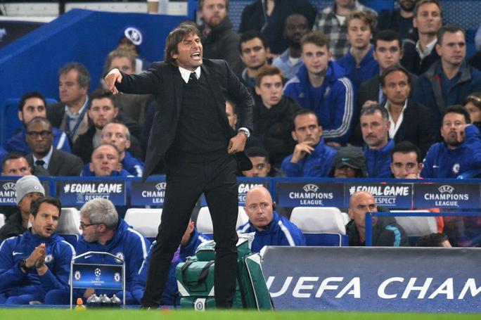 Chelsea họp tới 3 giờ sáng để bàn về tương lai Conte - Ảnh 3.