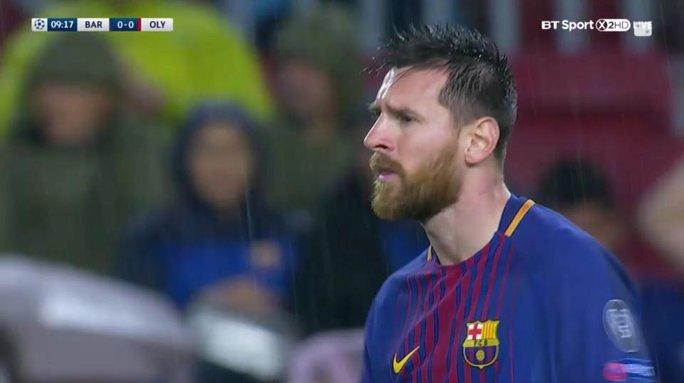 Messi cắn thuốc lạ để tỏa sáng trận thắng Olympiakos - Ảnh 3.