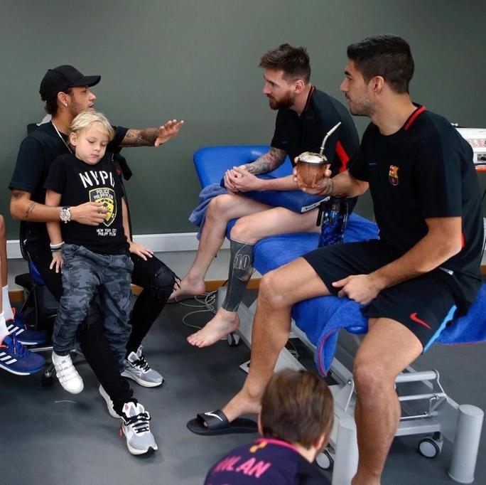 Neymar hối hận khi rời Barcelona? - Ảnh 6.