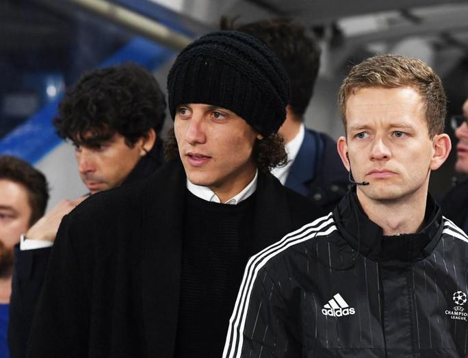 Arsenal chuẩn bị 25 triệu bảng mua David Luiz - Ảnh 3.