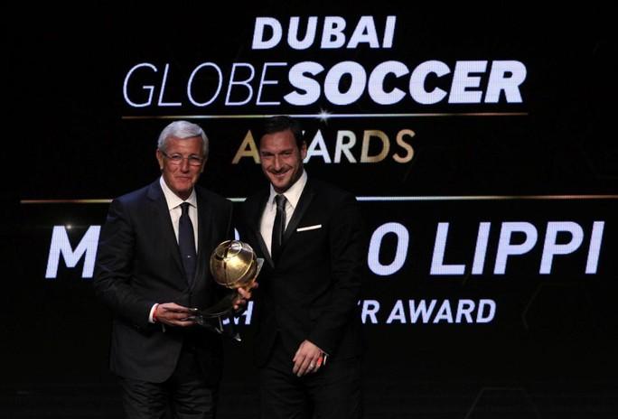 Thầy trò Ronaldo ẵm giải thưởng Toàn cầu tại Dubai - Ảnh 6.